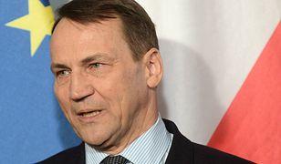 Radosław Sikorski ostro o TVP. Rozmawiała z nim Magdalena Ogórek