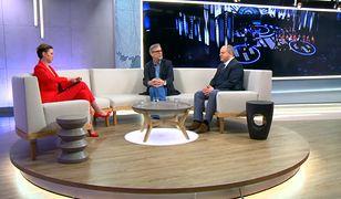 """Małgorzata Serafin (Telewizja WP), Jacek Żakowski (""""Polityka""""), Paweł Kowal (PAN)"""