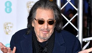 BAFTA 2020. Niefortunny upadek Ala Pacino