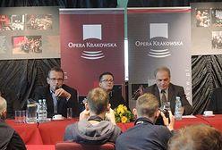"""Tuż przed premierą """"Mefistofelesa"""" w Operze Krakowskiej"""