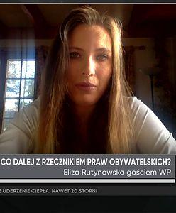 Co z Rzecznikiem Praw Obywatelskich? Prawniczka Eliza Rutynowska zabrała głos