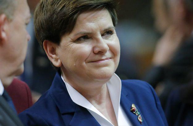 Premier Beata Szydło o porozumieniu UE-Turcja: wpisuje się w oczekiwania Polski
