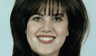 Monica Lewinsky 20 lat temu
