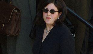 Monica Lewinsky wróciła do trudnych chwil