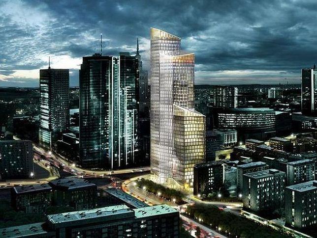 Wyburzą warszawski wieżowiec. W jego miejsce powstanie 188-metrowy biurowiec