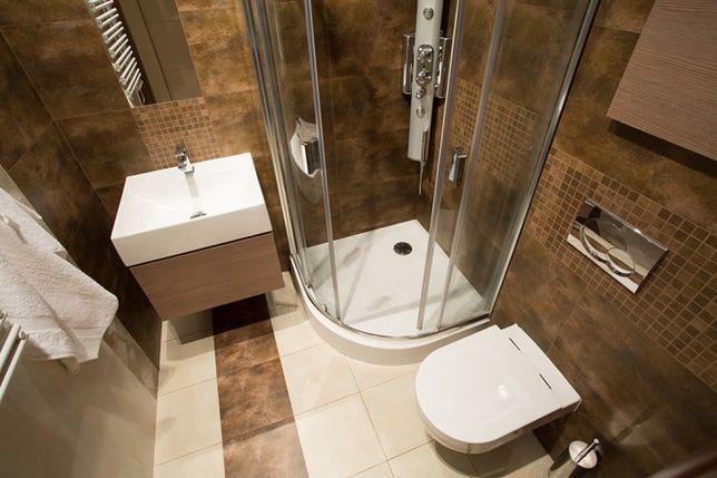 Aranżacja małej łazienki. Złote zasady