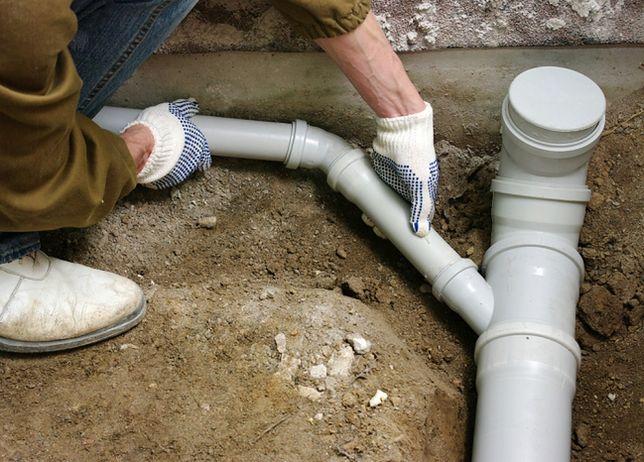 Przenoszenie instalacji wodno-kanalizacyjnej