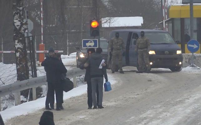 Rosja i Estonia wymieniły szpiegów. Scena jak z filmu