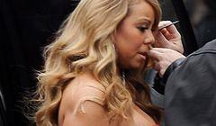 Mariah Carey i jej umięśnione ramiona