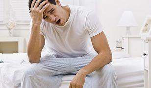 Impotenci zasłaniają się pracą i zmęczeniem