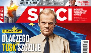 """""""Dlaczego Tusk szczuje na Polskę?"""". Oto poniedziałkowe okładki tygodników"""
