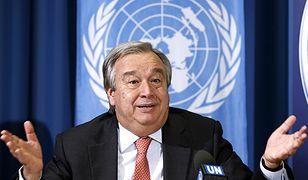 Antonio Guterres nominowany na sekretarza generalnego ONZ
