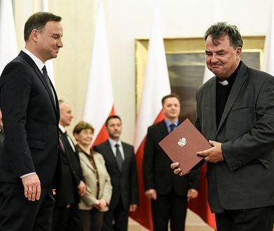 Ks. Bortkiewicz został członkiem Narodowej Rady Rozwoju pod koniec 2015 r.