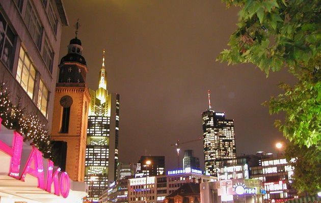 Miejsce 10. Frankfurt, Niemcy