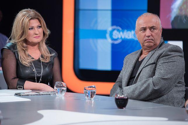Mąż Beaty Kozidrak o planowanym rozwodzie dowiedział się przypadkiem