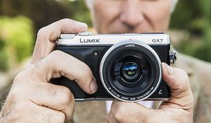 Nowy aparat Panasonic Lumix GX7