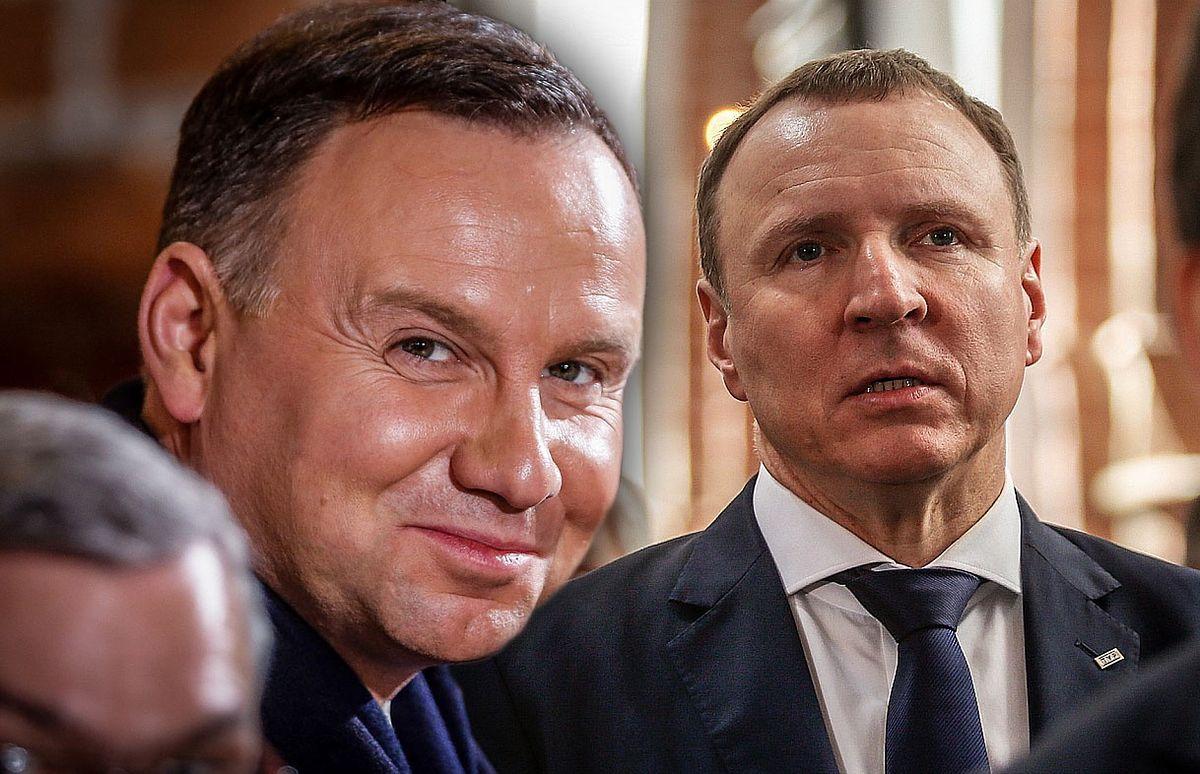 Kampania wg TVP. 40 dni z Dudą i Trzaskowskim w rządowych mediach