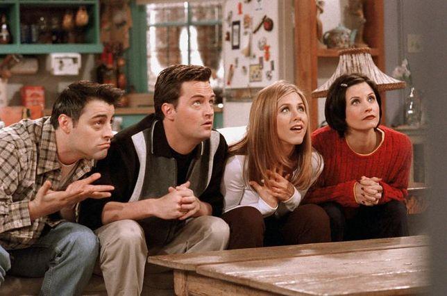 """""""Przyjaciele"""": kultowy serial kończy 25 lat"""