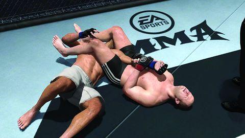 Pierwszy obrazek z EA Sports MMA