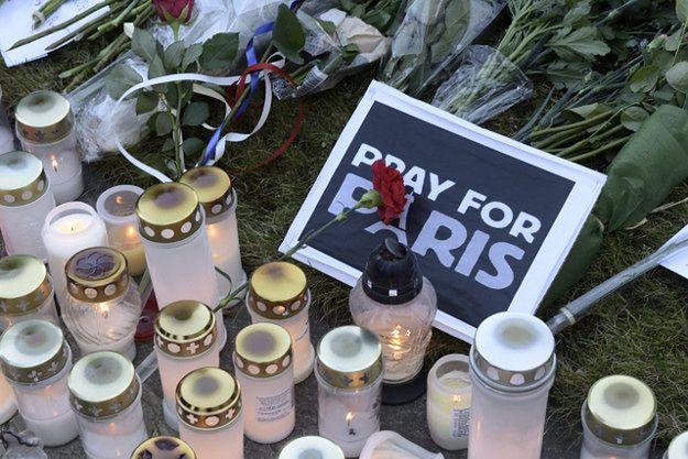 Francja uczciła pamięć ofiar zamachów terrorystycznych