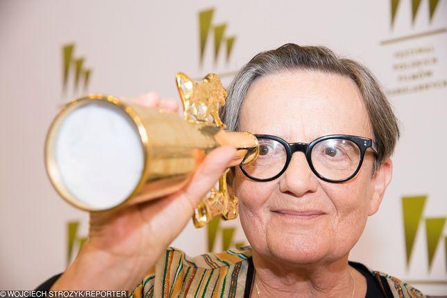 Agnieszka Holland, reżyserka.
