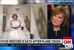 6 osób, które przeżyły katastrofy lotnicze