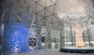 Zimowa atrakcja tuż za polską granicą. Tatrzańskie świątynie lodowe