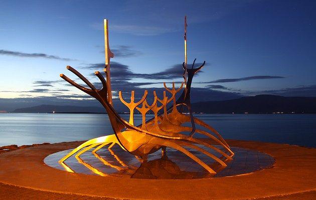 Reykjavík - miasto 130 narodowości