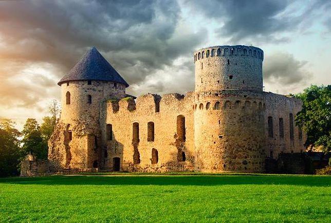 Kieś - średniowieczny skarb Łotwy