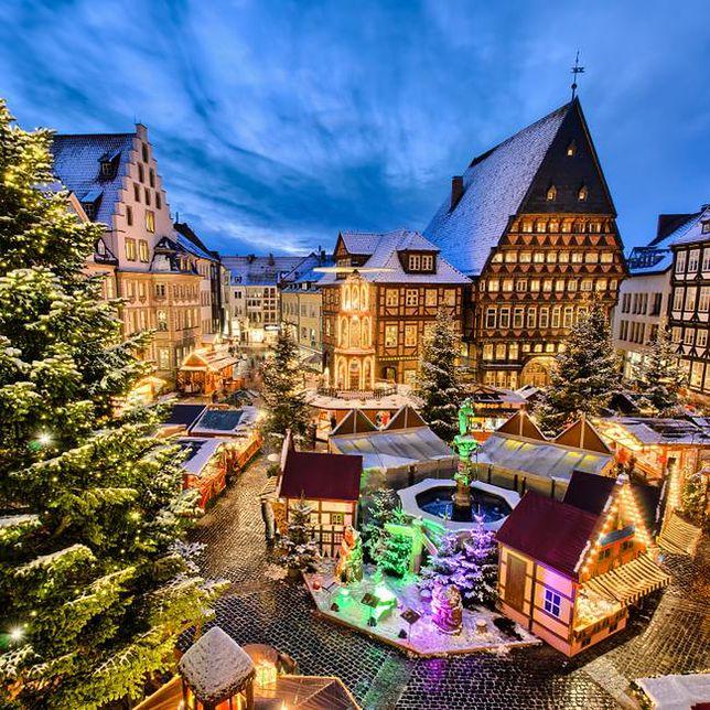 Jarkmarki świąteczne w Europie - gdzie wydasz najmniej?