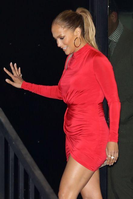 Zmysłowa Jennifer Lopez