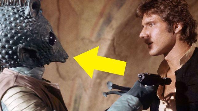Greedo i Han Solo nie doszli do porozumienia