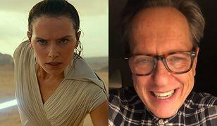 """Aktor Richard E. Grant widział już """"Gwiezdne wojny: Skywalker. Odrodzenie"""" i nie ukrywa emocji"""