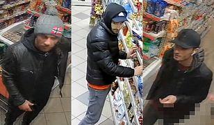 Bydgoszcz. Policja opublikowała wizerunki poszukiwanych mężczyzn