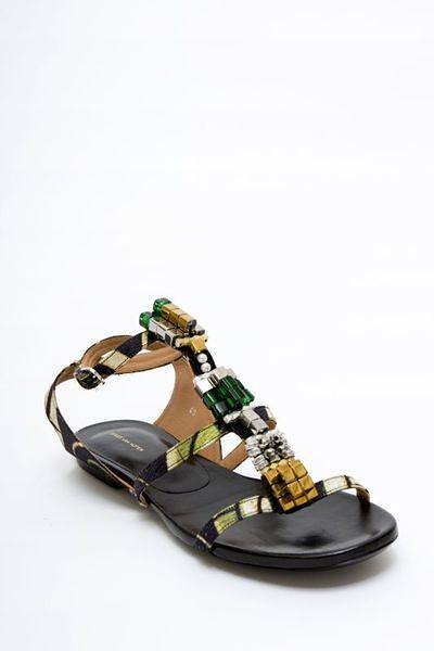 Dries van Noten – buty na sezon wiosna/ lato 2010