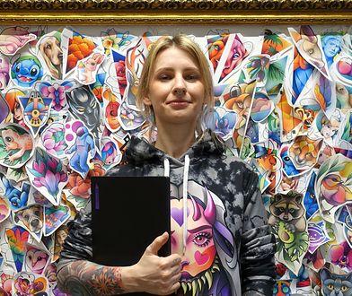 Picasso wśród tatuatorów. Co napędza Kaję Karolinę Chodorowską?