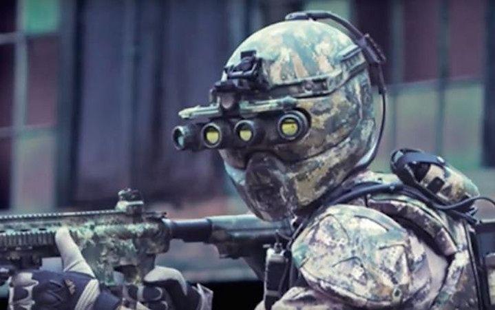 """Kombinezon """"superżołnierza"""" staje się rzeczywistością. USA już niebawem uzbroi nim swoje wojsko"""