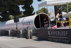 Niemiecki Hyperloop osiągnął rekordowe 463 km/h. Ponownie wygrali konkurs SpaceX