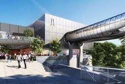 Hyper Poland: chcą, żeby pociągi lewitowały. Microsoft zainwestował w polski projekt