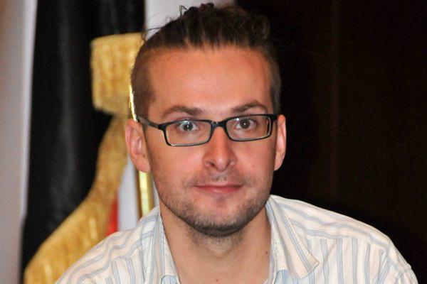 Luke Somers został porwany we wrześniu 2013 r. w stolicy Jemenu, Sanie