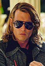 Michael Hutchence zbyt boski dla Johnny'ego Deppa