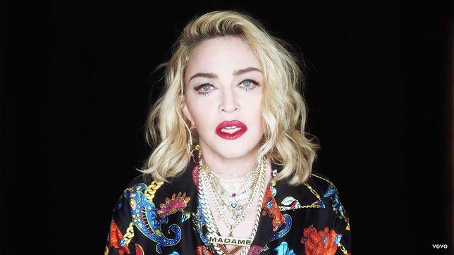 """Madonna prezentuje nowy singiel. Premiera teledysku do """"Crave"""""""