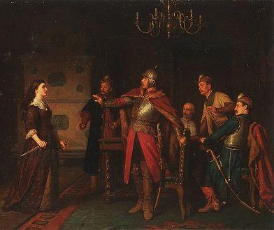 Anna Dorota Chrzanowska odegrała kluczową rolę w czasie oblężenia zaatakowanej przez Tatarów Trembowli