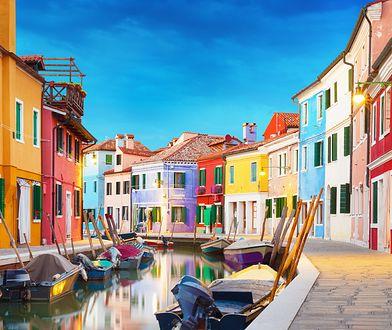 Burano - wyjątkowy zakątek w cieniu Wenecji