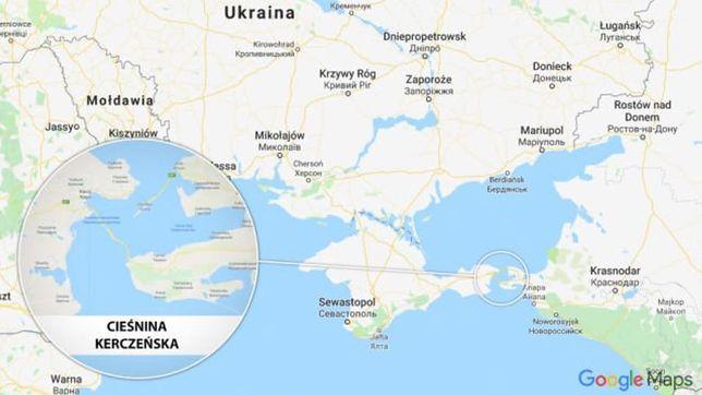 Ukraina: eskalacja konfliktu z Rosją - co wiemy do tej pory?