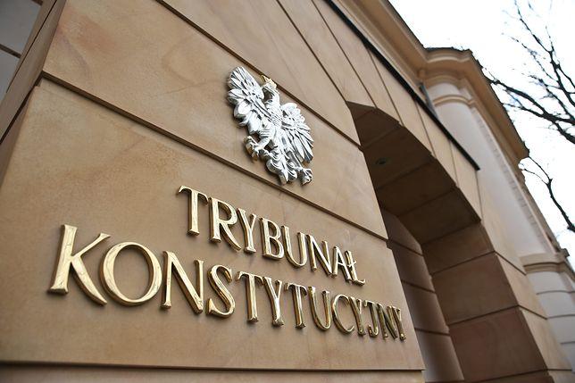 Trybunał Konstytucyjny (TK)