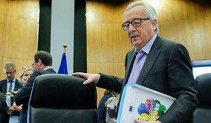 Przewodniczący KE Jean-Claude Juncker przedstawił propozycje następnego budżetu UE