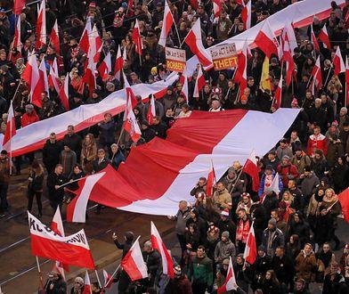 """Marsz Niepodległości. """"Wielki, buchający spalinami narodowy korek to kiepski pomysł na 11.11."""""""