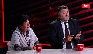 """""""Janusz Korwin-Mikke to Krystyna Pawłowicz w spodniach"""". Joanna Senyszyn porównuje"""