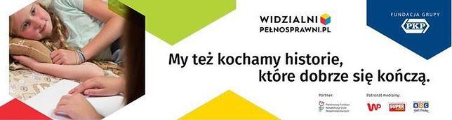 WIDZIALNIPEŁNOSPRAWNI.PL - Fundacja Grupy PKP na rzecz osób z niepełnosprawnością